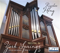 Recital in York Springs