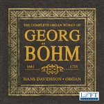Georg Boehm: Complete Organ Works (3 CDs)