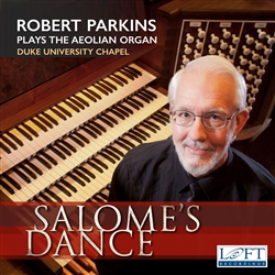 Salome's Dance - Parkins