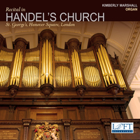 Recital in Handel's Church - Digital Download