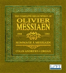 Messiaen: Complete Organ Works / Andrews (8 CDs!)