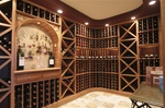CAD Design Services for Custom Wine Cellar