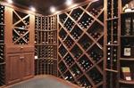 Custom Wine Cellar - Design Services