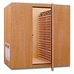 Deluxe Wine Room 900 with FREE Breezaire 3000 WKL
