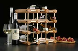 JK Adams Expandable Wine Racks