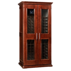 Le Cache Euro - 2400 Wine Cabinet at WineCabinets.com