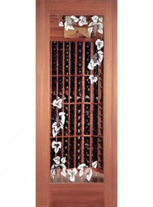 Saxony All Heart Redwood Wine Cellar Door