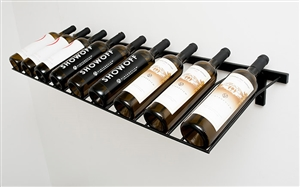 Vintage View - 9 Bottle Presentation Rack