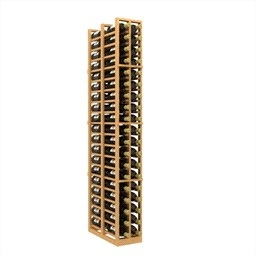 Double Deep 2 Column Wine Rack