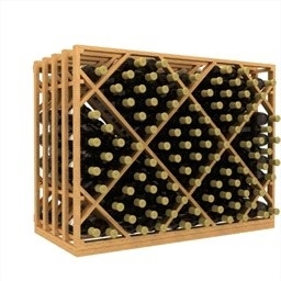 Double Deep Small Lattice Diamond Bin
