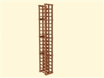 2 Column Wine Rack  Provino