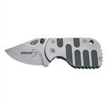Boker Plus Chad Los Banus Subcom Titanum Pocket Knife # 01BO582