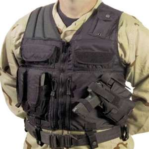 Elite - Tactical Holster Vest 7614