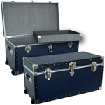 "Mercury Luggage Base Oversized Trunk, 31"" x 17"" x 15 1/4"""