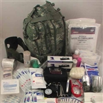 Elite First Aid Trauma Kit #3 - FA138