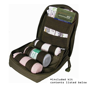 Tactical Combat Casualty Kit