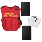 GH FireArms Instructor Carrier Kit - NIJ 0101.06
