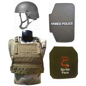 United Shield Active Shooter Ultimate Protection Kit