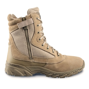 "Original SWAT Chase 9"" Tactical Side Zip # 1312 - Tan"