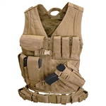Condor Cross Draw Vest Tactical Vest