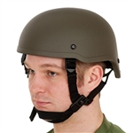 United Shield Special OPS Ballistic Helmet, NIJ Level IIIA