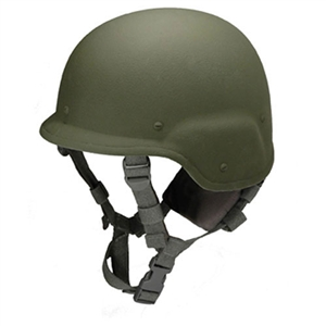 United Shield PASGT-BH Ballistic Helmet, NIJ Level IIIA