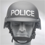 United Shield PST SC650 Ballistic Helmet, NIJ Level IIIA