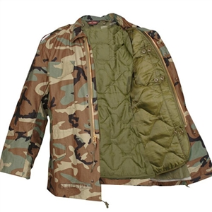 Tru-Spec M-65 Field Jacket with Liner