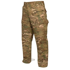 Tru-Spec Zipper Fly Hunter's BDU Trousers - Multicam