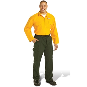 Topps Wildland Fire Fighting Pants, Advance Rip-Stop
