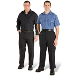 Topps Public Safety Short Sleeve Shirt, Nomex