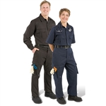 Pro-Tuff Plain Front Glove Pocket Pants