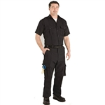 Pro-Tuff Plain Front Glove Pocket Pants, Nomex