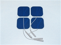"2"" X 2"" Fabric Back Electrodes"