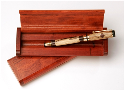 Gift Box - Stained Rosewood Single
