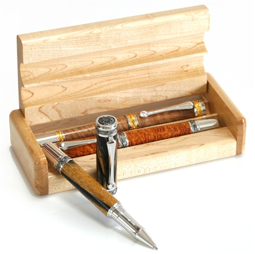 Oversized Gift Box Maple Double
