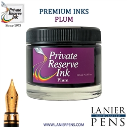 Private Reserve Plum Fountain Pen Ink Bottle 08-pm - Lanier Pens