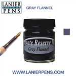 Private Reserve Gray Flannel Fountain Pen Ink Bottle 14-gf - Lanier Pens