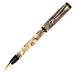 Parker Twist Pen - California Buckeye Burl