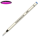 Private Reserve Ink Schmidt 6040 Fiber Tip Metal Refill - Blue Ink