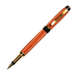 Cigar Rollerball Pen - Tulip Wood
