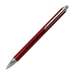 Schmidt Capless Rollerball Pen - Red