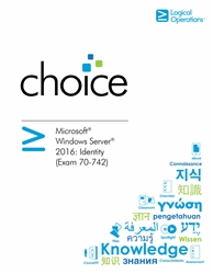 Windows Server 2016: Identity (Exam 70-742) Student Electronic Courseware
