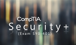 CompTIA Security+ (SY0-401)