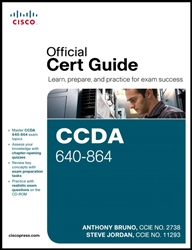 CCDA 640-864 Official Cert Guide, 4/e