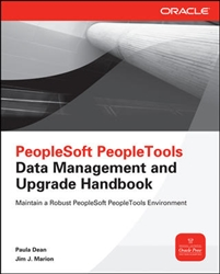 PeopleSoft PeopleTools Data Management and Upgrade Handbook