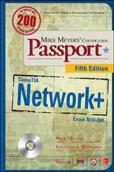 Mike Meyers' CompTIA Network+ Certification Passport, Fifth Edition (Exam N10-006)