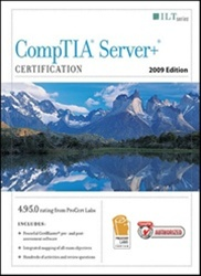 CompTIA Server+ Certification, 2009 Edition +, Student Manual