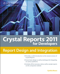 Crystal Reports 2011 for Developers