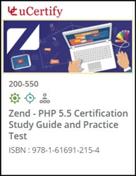 Zend: PHP 5.5 Certification (200-550) Courseware